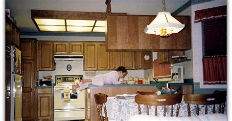 mennonite kitchen cabinets mennonite girls can cook anneliese s kitchen then and now