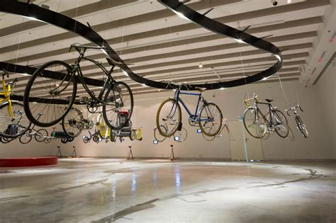 design museum london cycling exhibition free wheel examines bicycle design from different eras