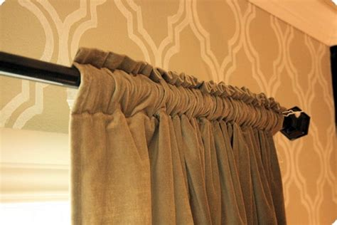 how to gather curtains using gathering tape for curtains jones design company