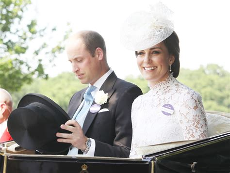 A Day In The Of Me A Royal Visit by Prince William Princess Kate Elizabeth Arrival