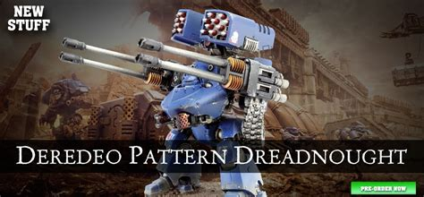 deredeo pattern dreadnought review new deredeo pattern dreadnaught from forge world
