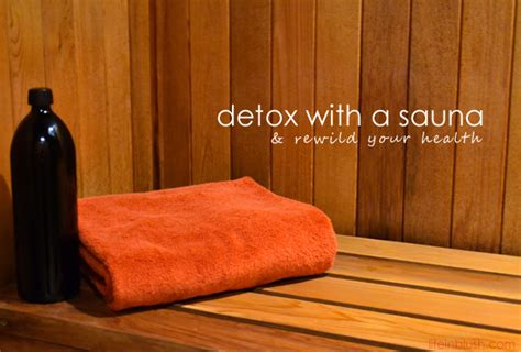 Does The Sauna Help Detox by Lighting The Within In Blush