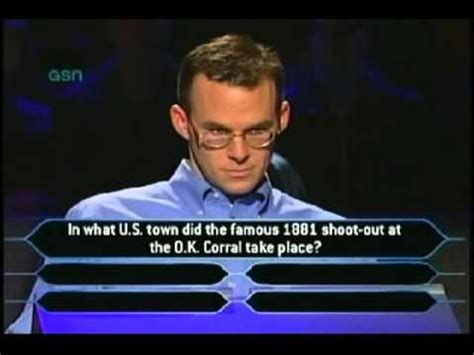 john carpenter who wants to be a millionaire complete