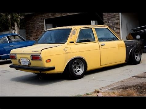 Slammed Datsun 510 by Anthony S Slammed Datsun 510