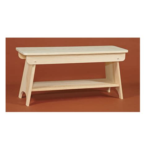 Book Shelf Bench by Bench With Shelf Generations Home Furnishings