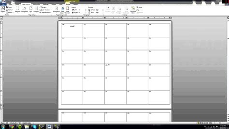 tutorial how to make microsoft word note cards quickly