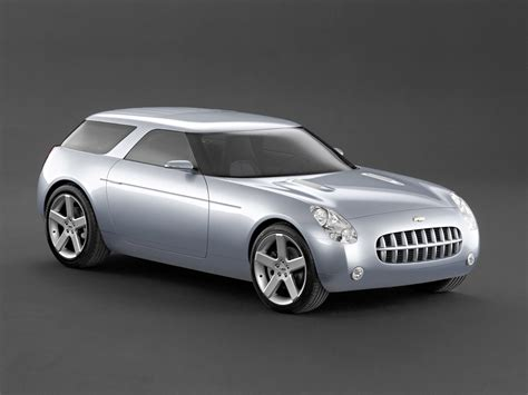 chevy supercar 2004 chevrolet nomad concept chevrolet supercars