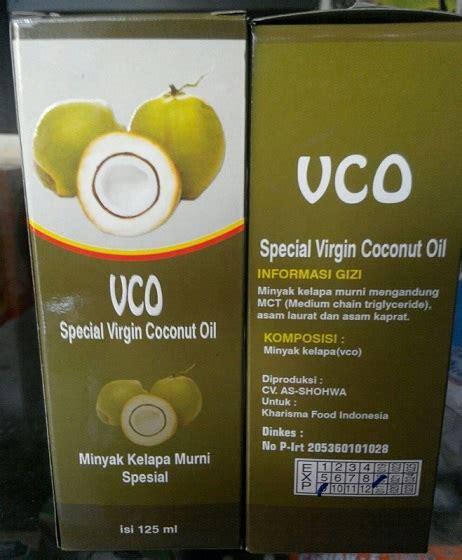 Minyak Kelapa Tahun khasiat vco coconut depok herbal pusat