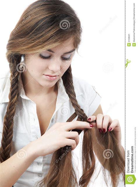 pubic hair braid women braid pubic hairs braiding hair stock image image of