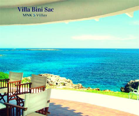 alquiler casas menorca vacaciones cuatro casas en menorca de playa para tus vacaciones de