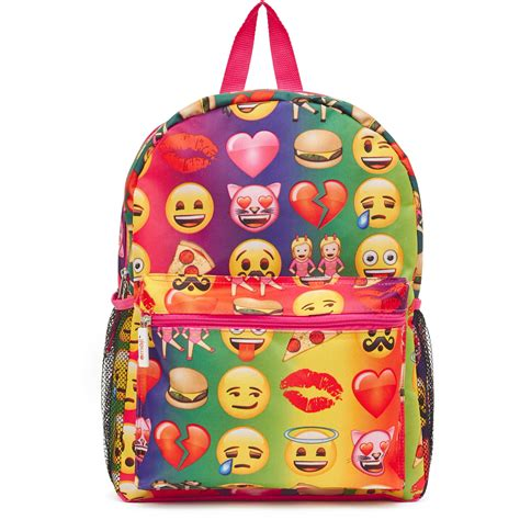 emoji book bags bags more