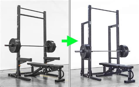 rogue  infinity power rack  rack review