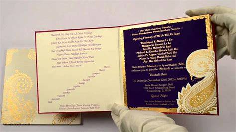 indian wedding card content in rp4106 pink color designer multifaith invitations marriage cards indian wedding card