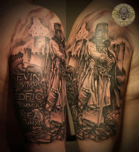 templar knight tattoo designs heaven light templar knights tattoos