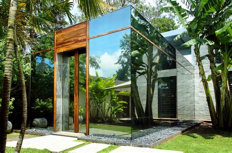 mirrored house mirrored house toma design archello