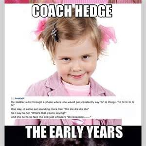 Coach K Memes - the 13 creepiest things a child has ever said to a parent