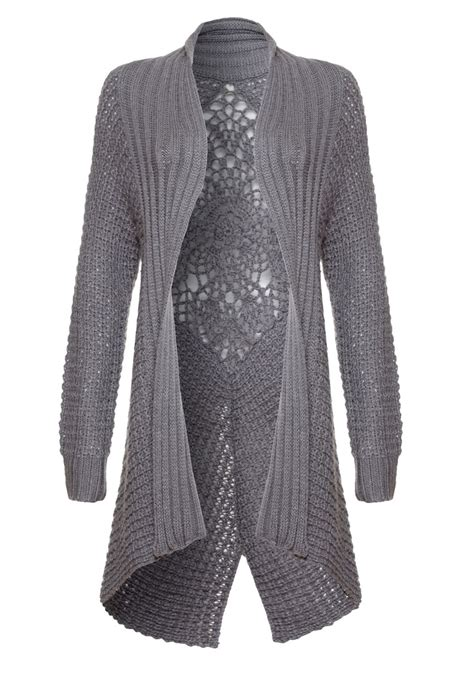Pattern Cardigan Long | home long crochet cardigan crochet pinterest