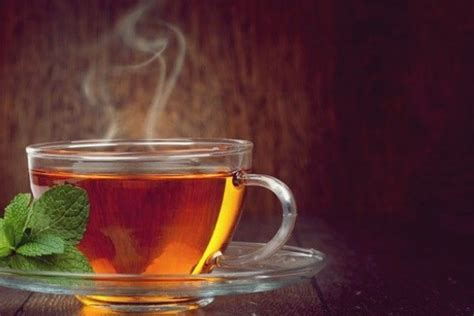 benarkah minum teh setelah makan  tidak baik
