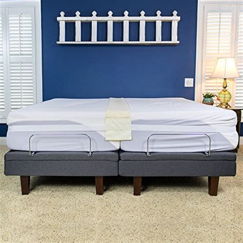 two twin beds make a king exceptionalsheets easy king bed doubler turns two twin