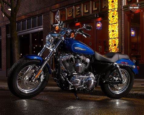 Kia Sportster This Is The 2015 Harley Davidson Sportster 1200 Custom