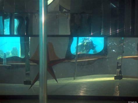 underwater strip club  unbelievable glimpse
