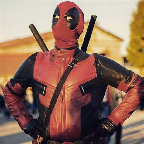 deadpool costume motorcycle suit cool stuff dude