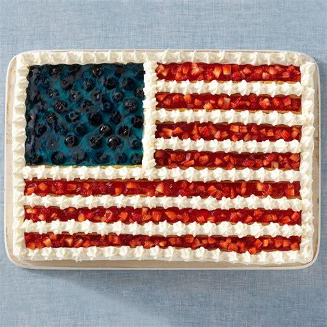 Flag Cake Two Ways Beginner Expert by Flag Cake Recipe Taste Of Home