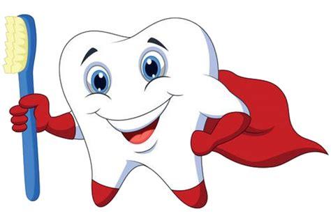 imagenes animadas odontologicas toothbrush and tooth clip art stock vector baavli 6