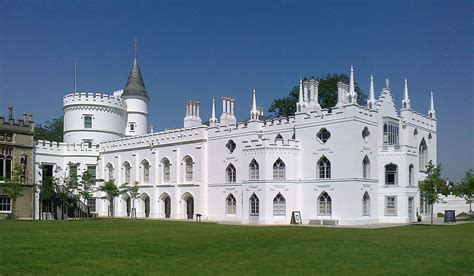 strawberry house interiors strawberry hill house wikipedia
