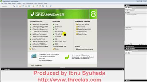 tutorial create blogger template how to make blogger template with dreamweaver threelas
