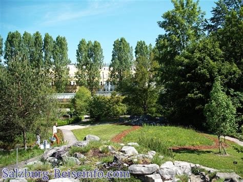 Salzburg Botanischer Garten by Botanischer Garten Salzburg