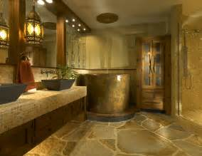 modern luxury master bathroom designs with marble floor