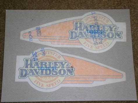 Sportster Tank Aufkleber by Harley 2013 Sportster Tank Stickers Autos Post