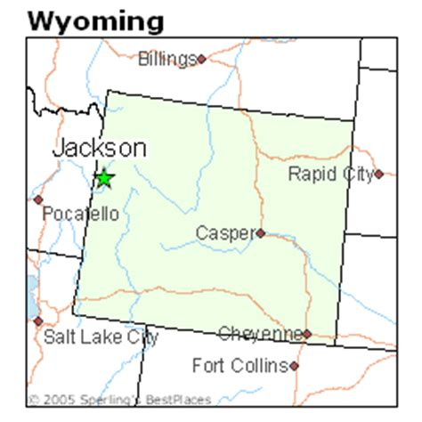 zip code map jackson wy best places to live in jackson wyoming