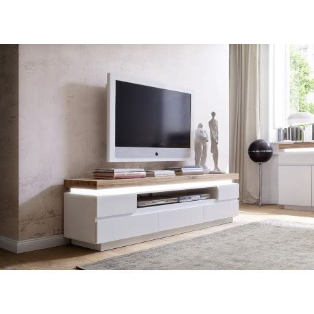 Banc Tv Gris Laqué by Meuble Tv Design Laqu Blanc Amazing Meuble Tv Design