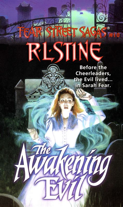 Fear Rlstine The fear saga images by r l stine from simon schuster uk