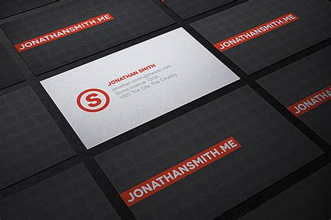 10 Creative Business Card Templates by 40 Really Creative Business Card Templates Webdesigner Depot