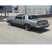 1984 Oldsmobile Cutlass Hurst/Olds One Of 3500 New Paint