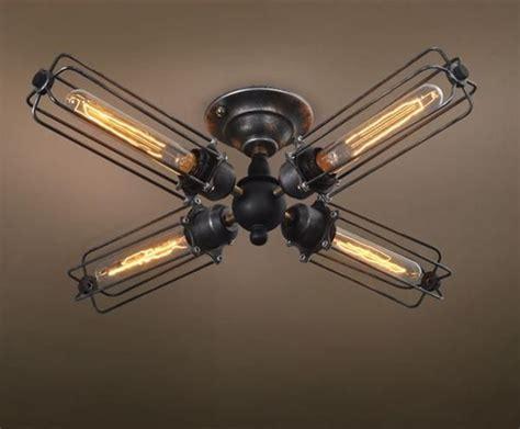 flush mount industrial ceiling fan 17 best ideas about industrial ceiling fan on