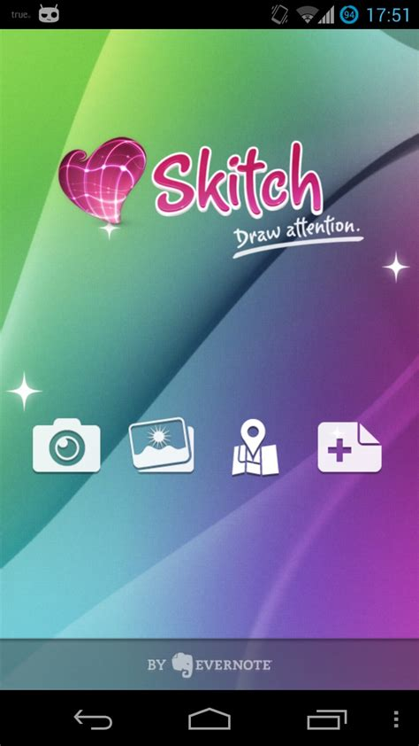 skitch android skitch splash screens on android apps