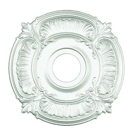 Focal Point Ceiling Medallions by Focal Point 18 In Acanthus Ceiling Medallion 81018 The Home Depot