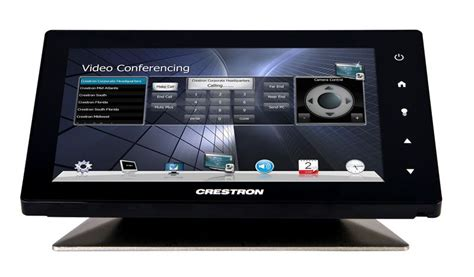 product specifications tsw 1050 crestron electronics crestron takes control at integrated systems russia 2012