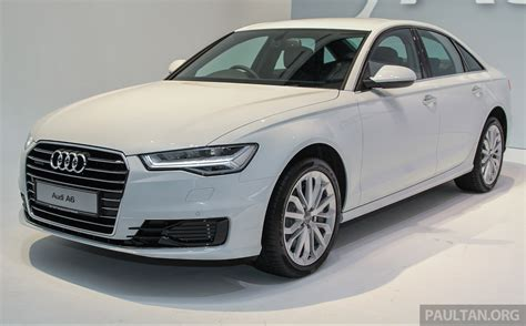 Audi A6 Preis by Audi A6 3 0 Tfsi Quattro Price Revealed Rm484 900