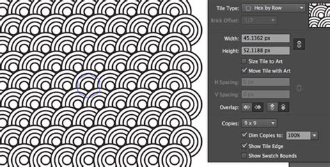 make repeating pattern adobe illustrator top 60 free adobe illustrator tutorials for 2017