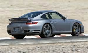 Porsche 911 Turbo 2007 Car And Driver