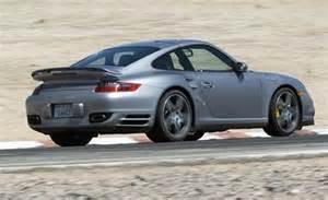 2007 Porsche Turbo Car And Driver