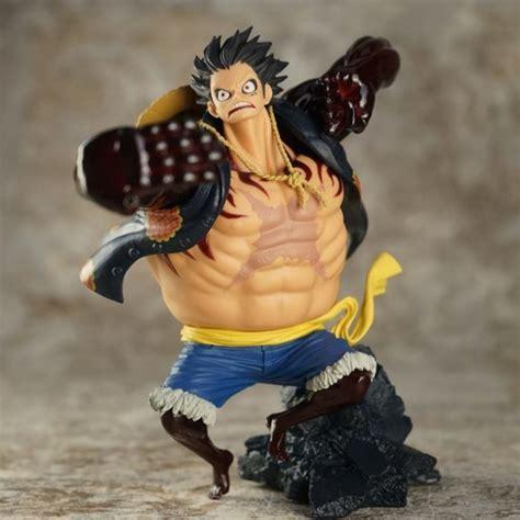 Sculture Big Colosseum Luffy Gear Fourth Special Color one fourth gear ruffy figur nippon fan de