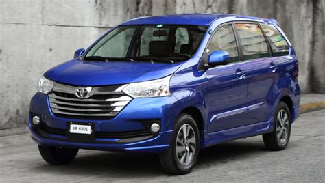 toyota avanza philippines toyota avanza 1 5 g at 2016 philippines review specs