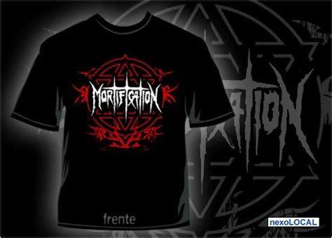 I Thrash Metal Retro camisa mortification estas thrash retro metal cristao