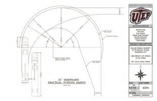 driveway turning radius for trucks pilotproject org
